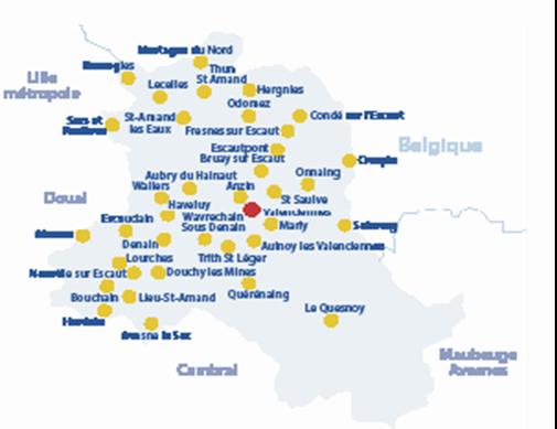 HAD- Hospitalisation à Domicile du Hainaut à Valenciennes